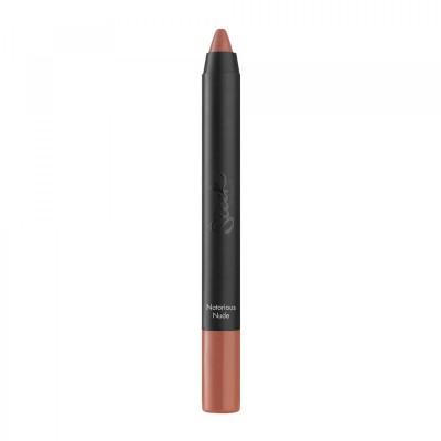 Губная помада в стике Sleek MakeUp Power Plump Lip Crayon 1050 Notorious Nude: фото