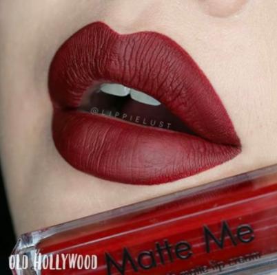 Блеск для губ Sleek MakeUp MATTE ME 1040 Old Hollywood: фото