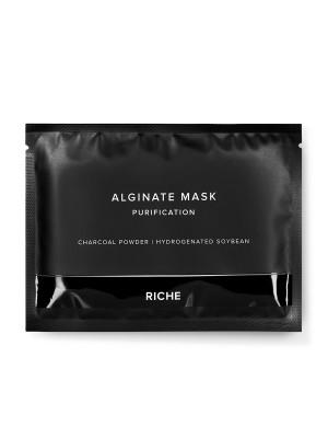 Очищающая альгинатная маска Riche Cosmetics: фото
