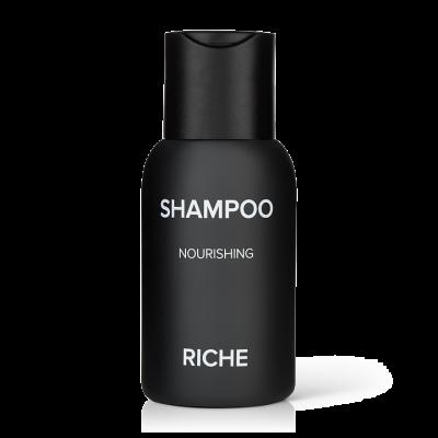 Беcсульфатный питательный шампунь Riche Cosmetics хит 50мл: фото