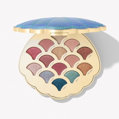 Палетка теней Tarte be a mermaid & make waves eyeshadow palette: фото