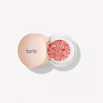 Тени для век Tarte chrome paint shadow pot Frosé Metallic Rose Gold: фото