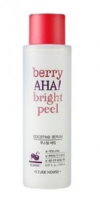 Cыворотка с АНА кислотами ETUDE HOUSE Berry AHA bright peel boosting serum 150 мл: фото