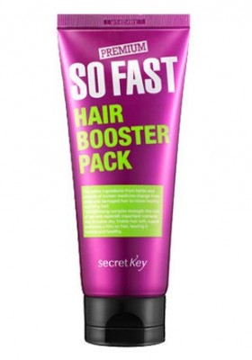 Маска для роста волос SECRET KEY Premium So Fast Hair Booster Pack: фото