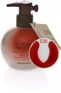 Окрашивающий крем-кондиционер ELGON ICARE С/55 deep red - интенсивно красный, 200 мл: фото