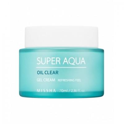 Крем для жирной кожи MISSHA Super Aqua Oil Clear Gel Cream: фото