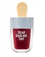 Отзывы Тинт для губ увлажняющий гелевый ETUDE HOUSE Dear Darling Water Gel Tint #15 №306 Shark Red 4,5г