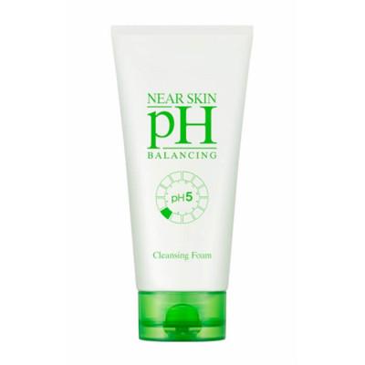 Пенка очищающая MISSHA Near Skin pH Balancing Cleansing Foam 150 мл: фото