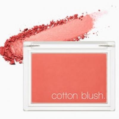 Румяна для лица MISSHA Cotton Blusher Sunny Afternoon: фото
