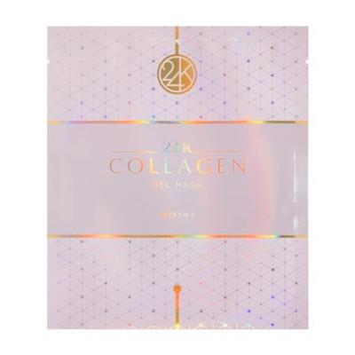 Маска тканевая с коллагеном MISSHA 24K Collagen Gel Mask 30 мл: фото