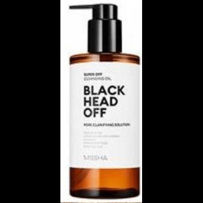 Очищающее масло для лица MISSHA Super Off Cleansing Oil Blackhead Off 305 мл: фото