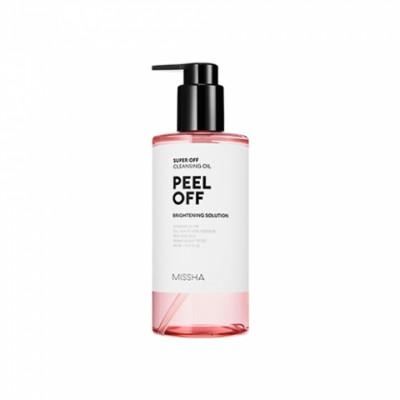 Очищающее масло для лица MISSHA Super Off Cleansing Oil Peel Off 305 мл: фото