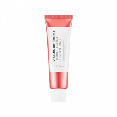 Крем Увлажняющий MISSHA Vitamin B12 Double Hydrop Concentrate Cream 50 мл: фото