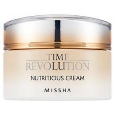 Крем Питательный MISSHA Time Revolution Nutritious Cream 50 мл: фото