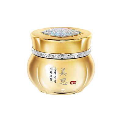 Крем для век Омолаживающий на основе женьшеня и золота MISSHA MISA Geum Sul Vitalizing Eye Cream 30 мл: фото
