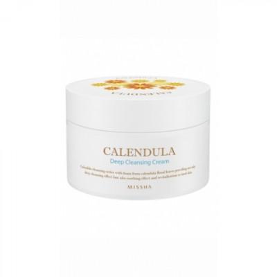 Очищающий крем для лица MISSHA Calendula Deep Cleansing Cream 200 мл: фото