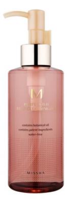 Очищающее масло для снятия макияжа MISSHA M Perfect B.B Deep Cleansing Oil 200ml: фото