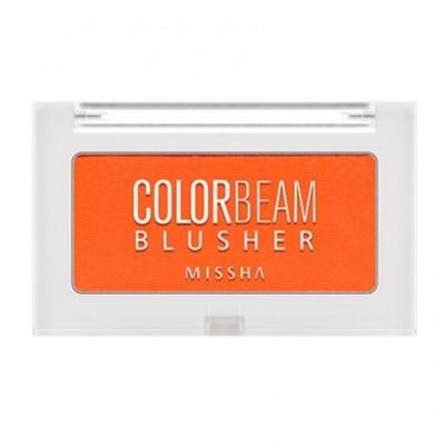 Румяна для лица MISSHA Colorbeam Blusher Orange Fantasy OR02: фото