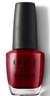 Лак для ногтей OPI HOL18 Nail Lacquer Gingers Revenge HRK11: фото