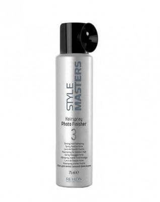 Лак сильной фиксации Revlon Professional PHOTO FINISHER Hairspray 75 мл: фото