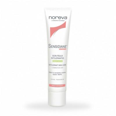 Крем для чувствительной комбинированной кожи Noreva Sensidiane 40мл: фото