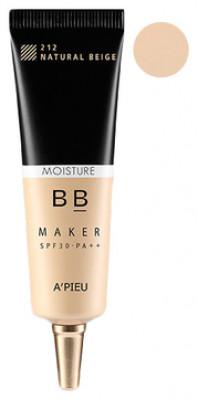 BB-крем увлажняющий A'PIEU BB Maker Moisture SPF30/PA++ Light Beige: фото