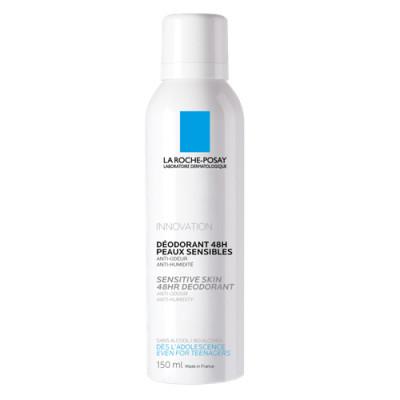 Дезодорант-спрей физиологический 48ч La Roche-Posay Deodorant 150 мл: фото