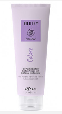 Кондиционер для окрашеных волос Kaaral Purify-Colore Conditioner 250мл: фото