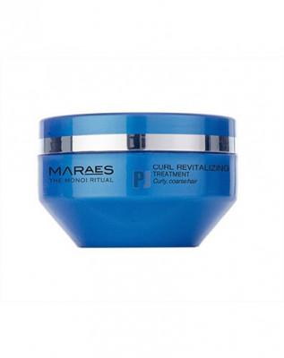 Кондиционер восстанавливающий для вьющихся волос Kaaral Maraes Curl Revitalizing Treatment 200мл: фото