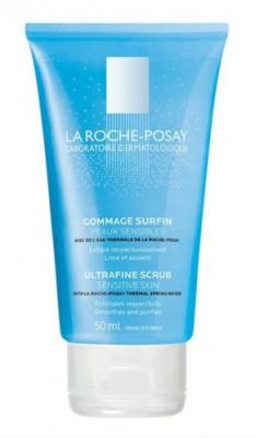 Скраб мягкий для всех типов кожи La Roche-Posay Physiological Cleansers 50мл: фото