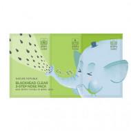 Набор для сужения и очищения пор носа NATURE REPUBLIC BLACKHEAD CLEAR 3-STEP NOSE PACK7EA: фото