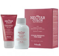 Набор Шампунь + Кондиционер для ухода для окрашенных тонких волос NOOK Kit Color Preserve Fine Hair: фото