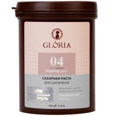 Сахарная паста для депиляции Ультра-мягкая Gloria Classic 330 гр: фото