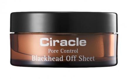 Салфетки для удаления черных точек Ciracle Blackhead Off Sheet 50мл: фото