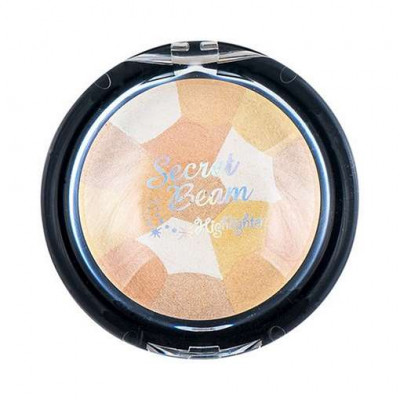 Хайлайтер для лица ETUDE HOUSE Secret Beam Highlighter Gold&Beige Mix 9г: фото