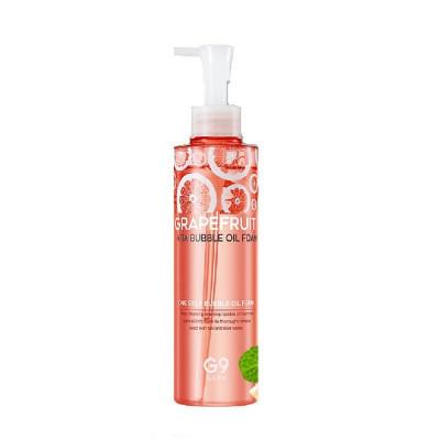 Пенка для умывания с экстрактом грейпрфрута Berrisom G9 SKIN Grapefruit Vita Bubble Oil Foam 210г: фото