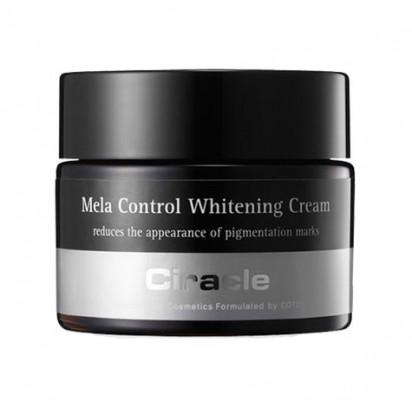 Крем ночной осветляющий Ciracle Mela Control Whitening Cream 50мл: фото