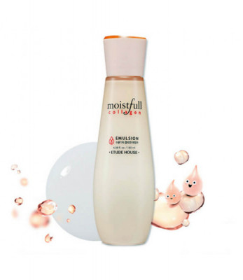 Эмульсия для лица коллагеновая ETUDE HOUSE Moistfull Collagen Emulsion 180мл: фото