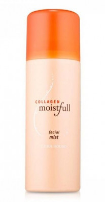 Мист для лица коллагеновый ETUDE HOUSE Moistfull Collagen facial mist 50мл: фото