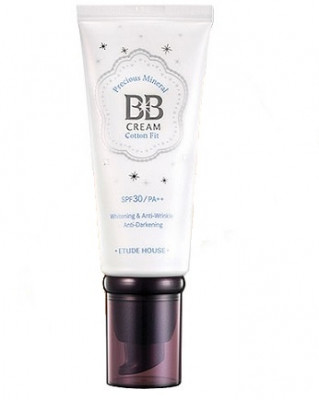 BB-крем минеральный ETUDE HOUSE Precious Mineral BB Cream Cotton Fit #W13 60г: фото