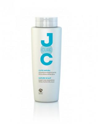 Шампунь очищающий c экстрактом Белой крапивы Barex JOC Purifying Shampoo 250мл: фото