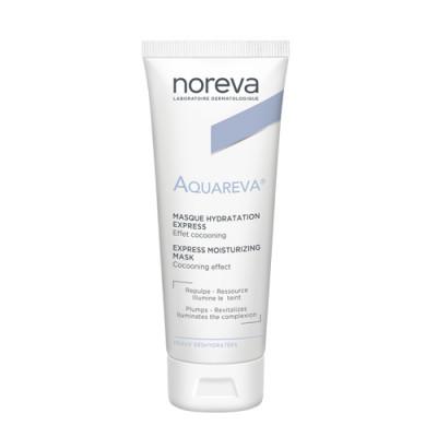 Экспресс-маска Увлажняющая Noreva Aquareva 50 мл: фото