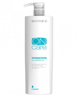 Кондиционер увлажняющий для сухих волос SELECTIVE Professional Hydration conditioner 1000мл: фото