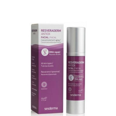 Крем омолаживающий концентрированный Sesderma RESVERADERM ANTIOX Concentrate anti-aging 50 мл: фото