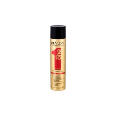 Сухой шампунь для волос Revlon Professional UNIQONE DRY SHAMPOO 75мл: фото