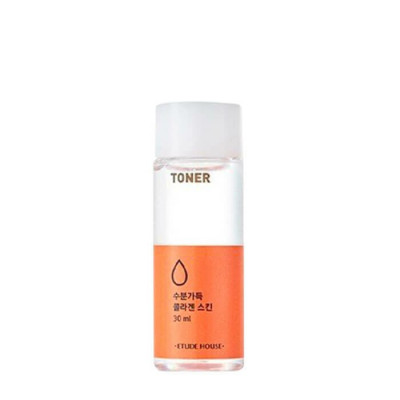 Увлажняющий тоник ETUDE HOUSE Moistfull Collagen Facial Toner 30ml: фото