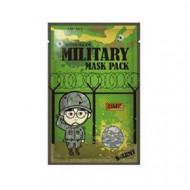 Маска для лица тканевая мужская Mijin MJ Military mask 25г: фото