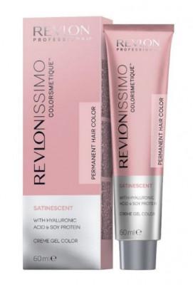 Краска для волос 3D Revlon Professional Revlonissimo Colorsmetique Satinescent .919 полночный синий 60мл: фото