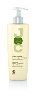 Бальзам для секущихся и ослабленных волос с Алоэ Вера и Авокадо Barex Joc Care Hydro-Nourishing Conditioner, 250 мл: фото