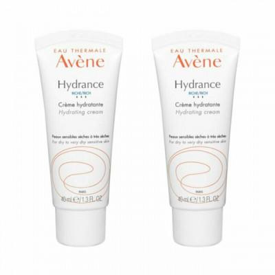 Увлажняющий насыщенный крем Avene Hydrance 40 мл: фото